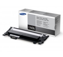 Заправка картриджа CLT-K406S для Samsung CLX-3305, CLX-3300, CLP-365, CLP-360 на 1500 стр. без замены чипа