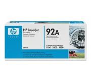 Картридж C4092A №92A для HP LJ 1100, 1100A, 3200 (черный, 2500 стр.)