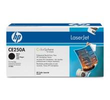 Заправка картриджа HP CE250A для HP CLJ CP3525, CM 3530