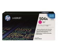 Заправка картриджа HP CE253A для HP CLJ CP3525, CM 3530