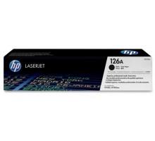 Заправка картриджа HP CE310A, №126A для CLJ CP1025, M175