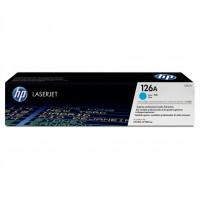 Заправка картриджа HP CE311A, №126A для CLJ CP1025, M175