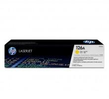 Заправка картриджа HP CE312A, №126A для CLJ CP1025, M175